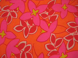 花 オレンジ ピンク